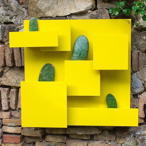 OLI13 LUIS ORGANIZER - yellow