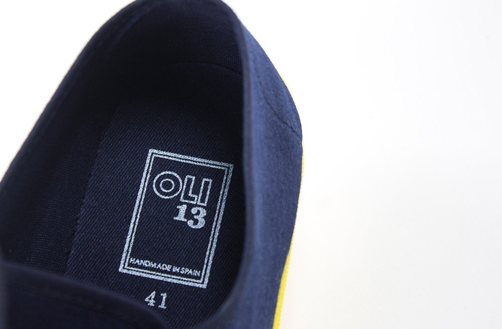 oli13 shoes detaill