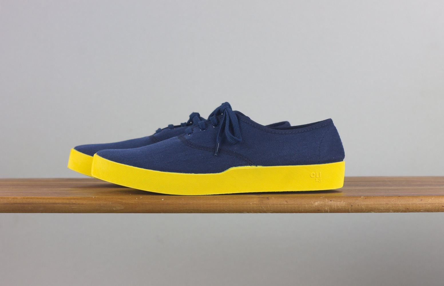 OLI13 OXFORD BLUE YELLOW