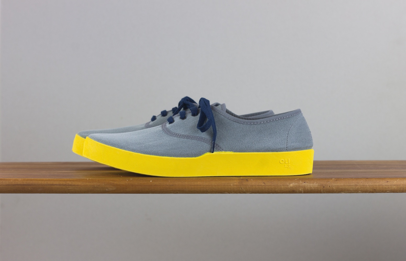 OLI13 OXFORD GREY YELLOW