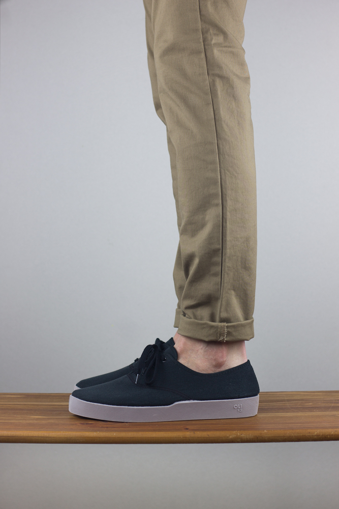 OLI13 OXFORD BLACK GREY