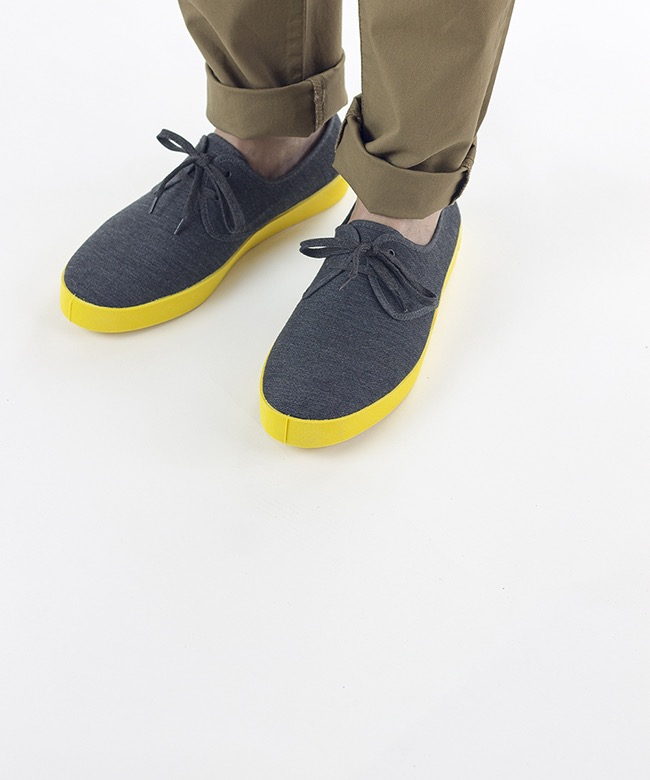 DERBY ANTHRACITE YELLOW